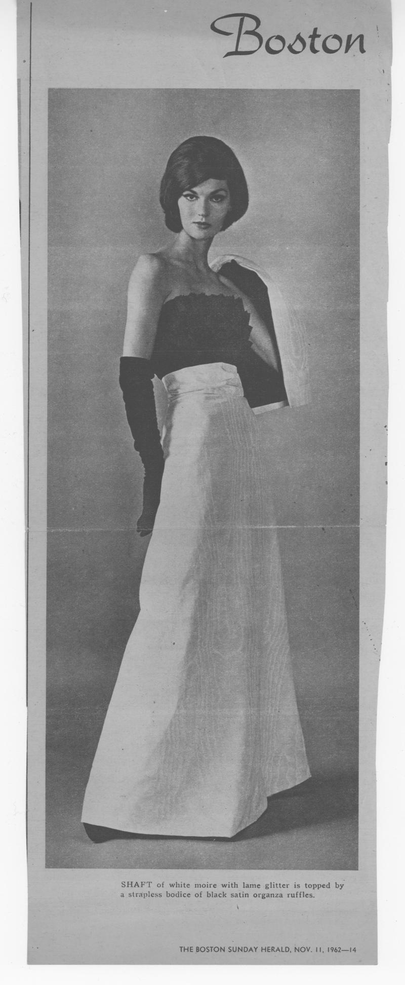 M Couturier Nov 11 1962 Herald